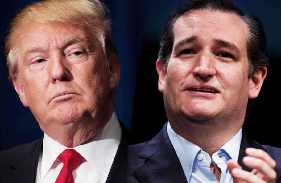 Sex and Politics: Trump and Cruz – The Race Heats Up