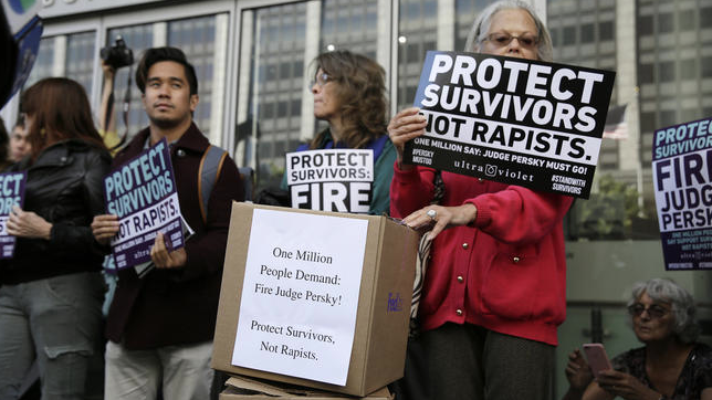 History Made by Public's Outrage About Stanford Rape Case