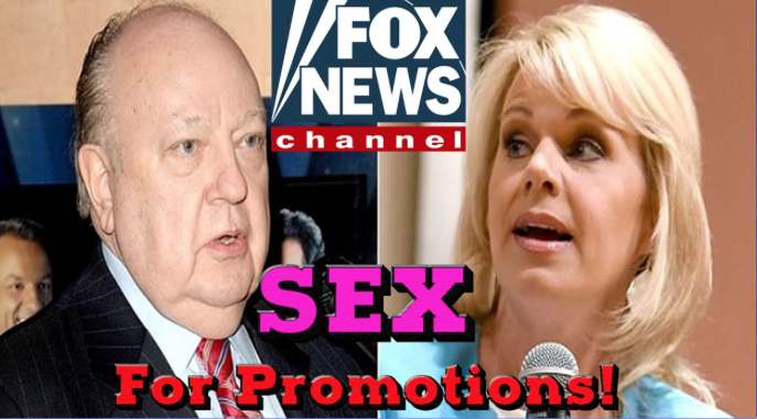Fox News Is the News – The Roger Ailes Scandal